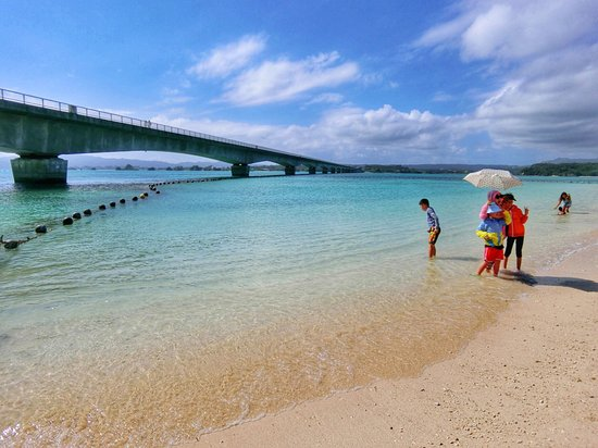 Kouri-jima Island (Nakijin-son, Japan) - anmeldelser