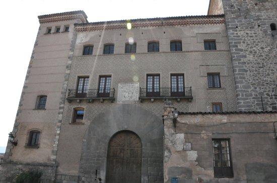 Casa fuerte de las Cadenas