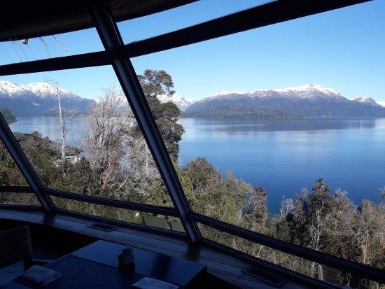 Sol Arrayan Hotel & Spa: Vista desde el comedor