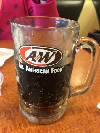 Park Rapids, MN: Root Beer in glass mug