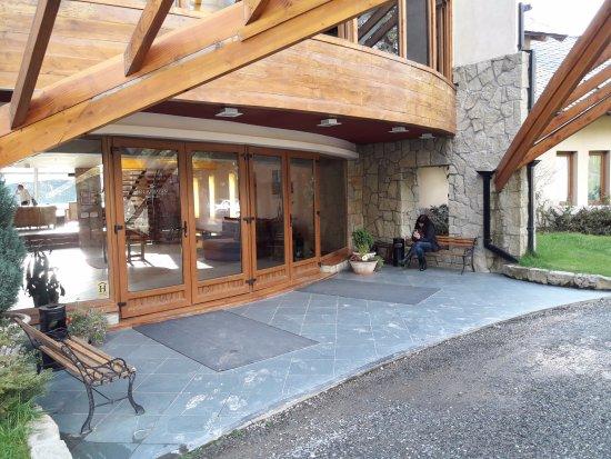 Sol Arrayan Hotel & Spa: Puerta de acceso al Hotel