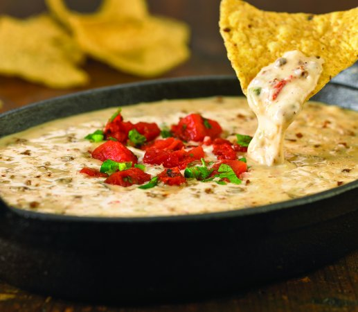 Perham, MN: Queso Fundido with Bongards Melting Cheese