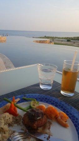 Secrets Puerto Los Cabos Golf & Spa Resort: Oceana restaurant