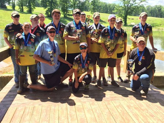 Spencer, TN: Dead Zero Shooting Champion Youth Shotgun Team