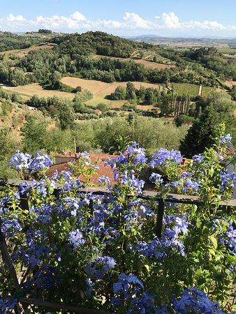 Santa Lucia, Italy: Vista panoramica dalle camere