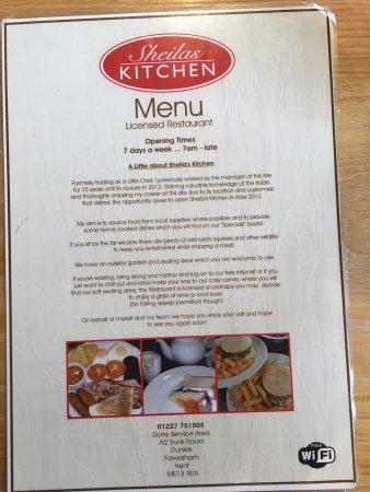 Sheila's Kitchen Image