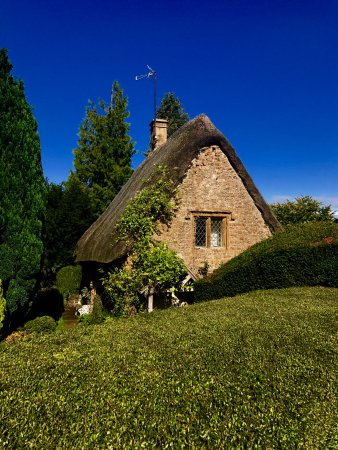 Moreton-in-Marsh, UK: Cottage in the Cotswolds....