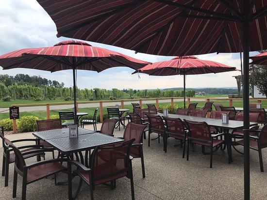 Cau Grand Traverse Winery, Outdoor Furniture Traverse City Michigan