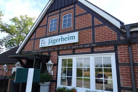 Jägerheim Lohne dekoartikel im lokal bild raststatte jagerheim lohne
