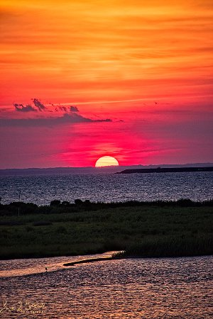 Tilghman, MD: Sunsets are breathtaking!