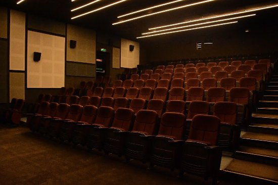 Mwanza's Digital Cinema showing all the latest Hollywood and Bollywood Blockbusters