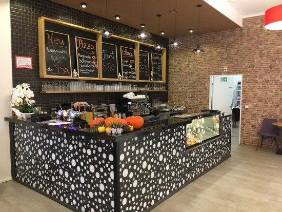 Berikon, Ελβετία: Kaffee Lin