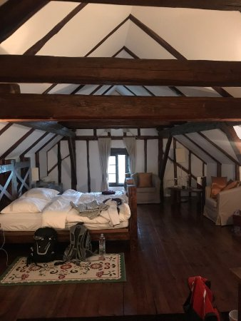 Pri Lenart Hotel: Ein Zimmer im Dachgeschoss
