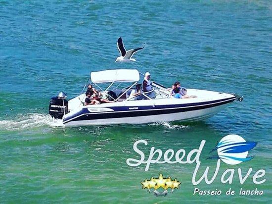 Cabo Frio, RJ: Speed Wave Passeio de Lancha