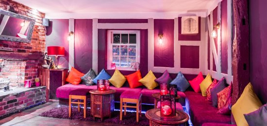 Our warm casual lounge - Picture of Zara, Bishops Stortford ...