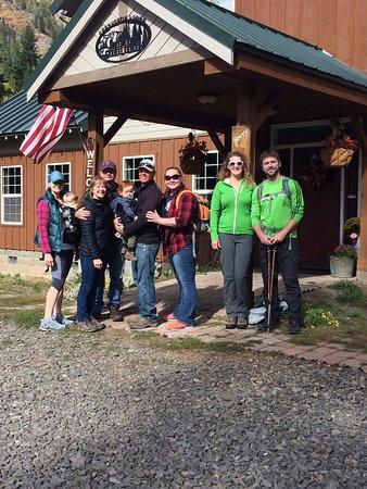 Halfway, Όρεγκον: Family adventuring