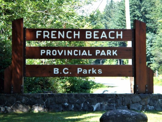 Sooke, Канада: French Beach Provincial Park