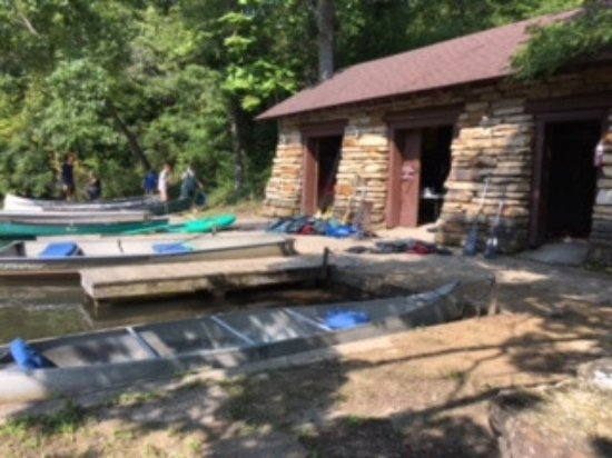 Jamestown, TN: Canoe rental