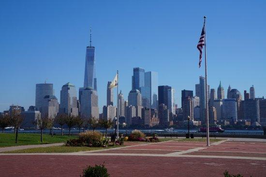 Liberty State Park: NY from NJ