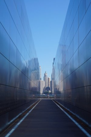 Liberty State Park: Empty Skies