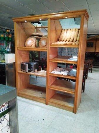Sangonera La Seca, Spagna: Pan