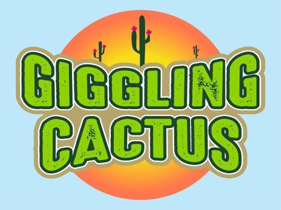 Needles, كاليفورنيا: Giggling Cactus 