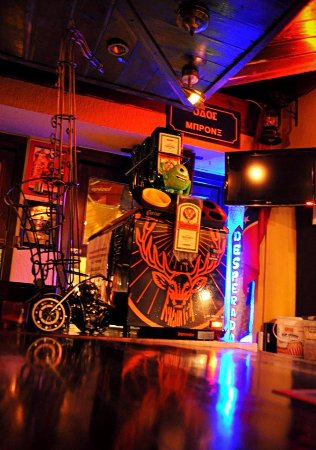 Ice Cold Jagermeister From Jager Tap Machine Picture Of Desperado Bar Alexandria Tripadvisor