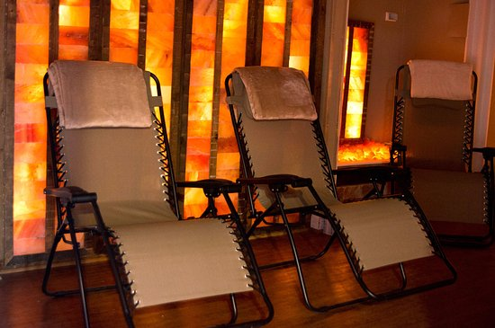 Hickory, Carolina del Norte: Salt Therapy (halotherapy)