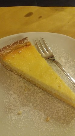 Agriturismo La Pietriccia: Lemon cheesecake!!!!
