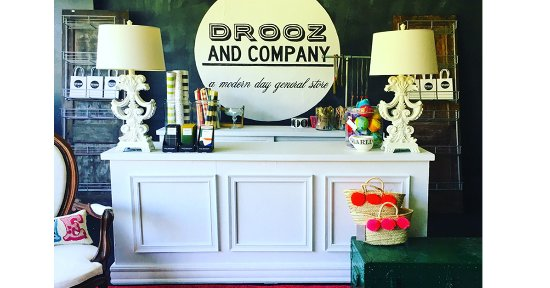 Skaneateles, NY: DROOZ & Company is a modern day general store offering a carefully curated collection