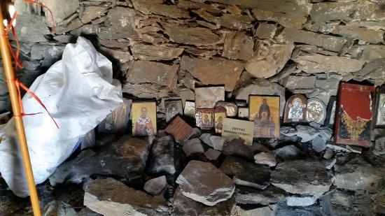 Mount Ida : הכנסייה
