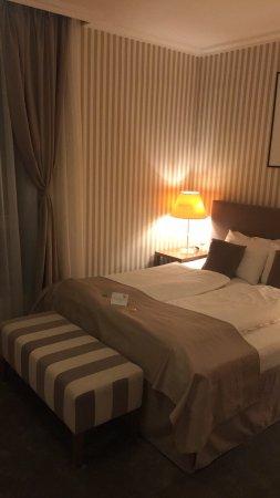 Ambra Hotel: Mysigt hotellrum