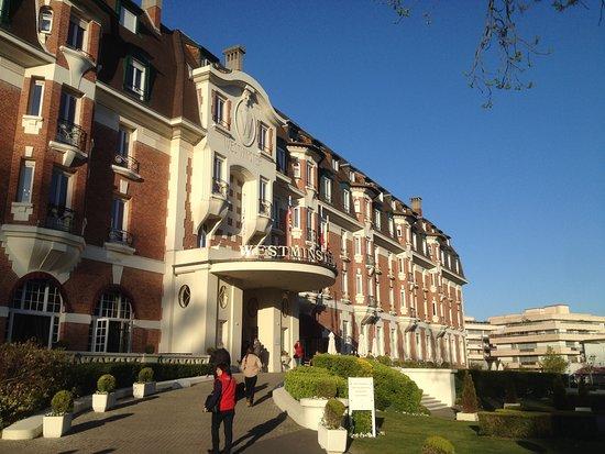 Le Touquet – Paris-Plage, Γαλλία: Magnifique hôtel, chargé d'histoire.