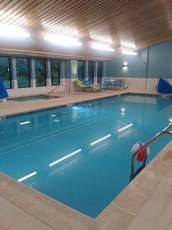 South Burlington, VT: Indoor Pool