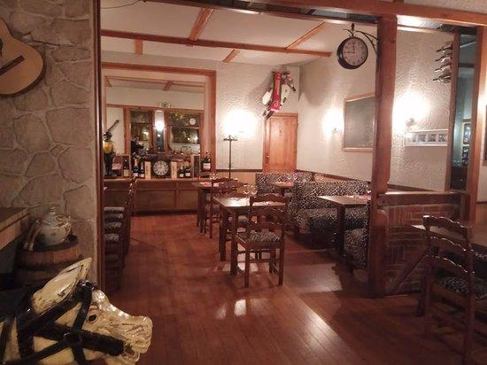 Etterbeek, Belgium: sala de restaurante