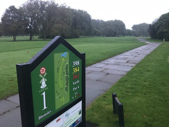 Lytham St Anne's, UK: Lytham Green Drive Golf Club