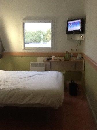 Ibis Budget Liège : Schlafzimmer