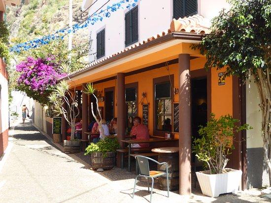 Jardim do Mar, Portekiz: bar
