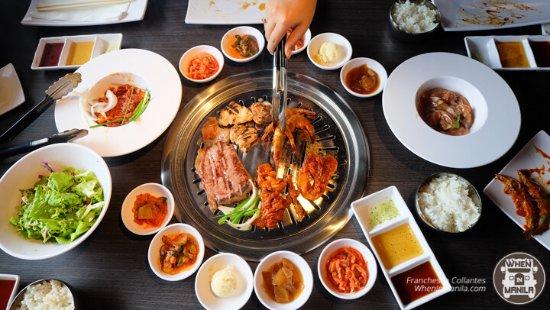 Gangnam Food Station: Korean Bar & Grill