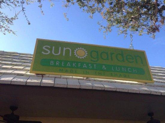 Sun Garden Cafe: SunGarden Cafe