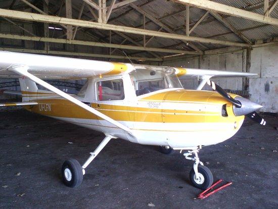 Dolores, Argentina: Avioneta