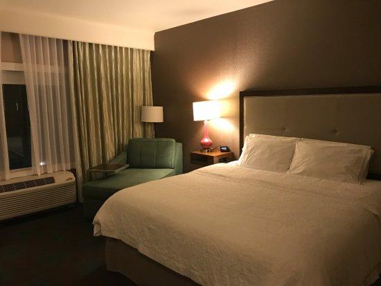 Хиллсборо, Орегон: Room bed