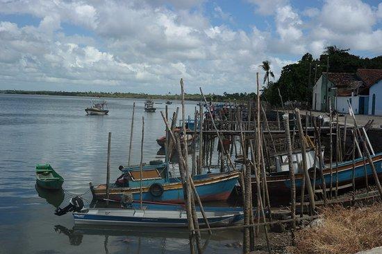 State of Bahia: Embarcações