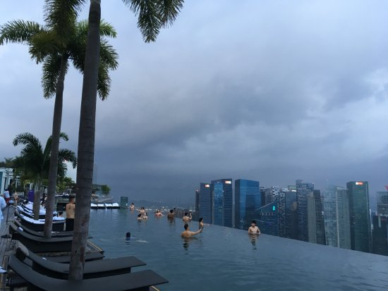 Marina bay sands updated 2017 prices reviews photos singapore hotel tripadvisor - Singapore hotel piscina ...