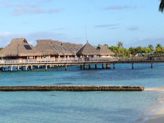 Conrad Bora Bora Nui: Honeymoon ♥️