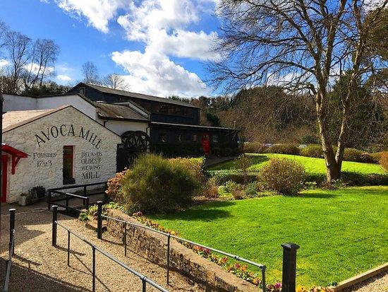Avoca Mill in County Wicklow, Ireland