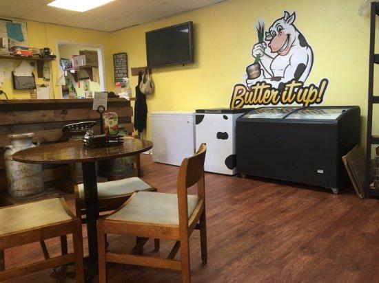 Huntington, فرجينيا الغربية: Butter It Up