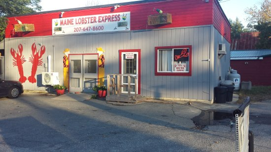Maine Lobster Express