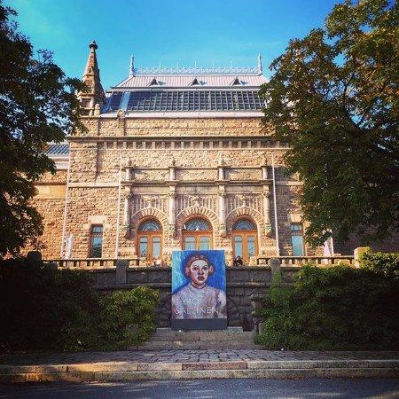 Turun taidemuseo: Turku Art Museum - most impressive building at Turku?