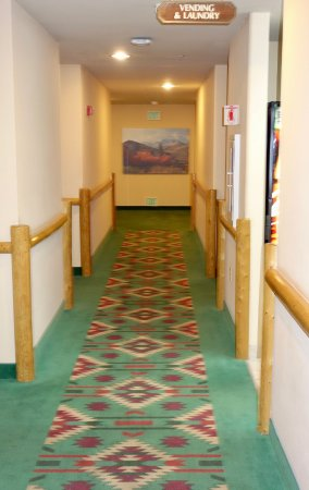 Ketchum, ID: Even the hallways are Western beautiful!